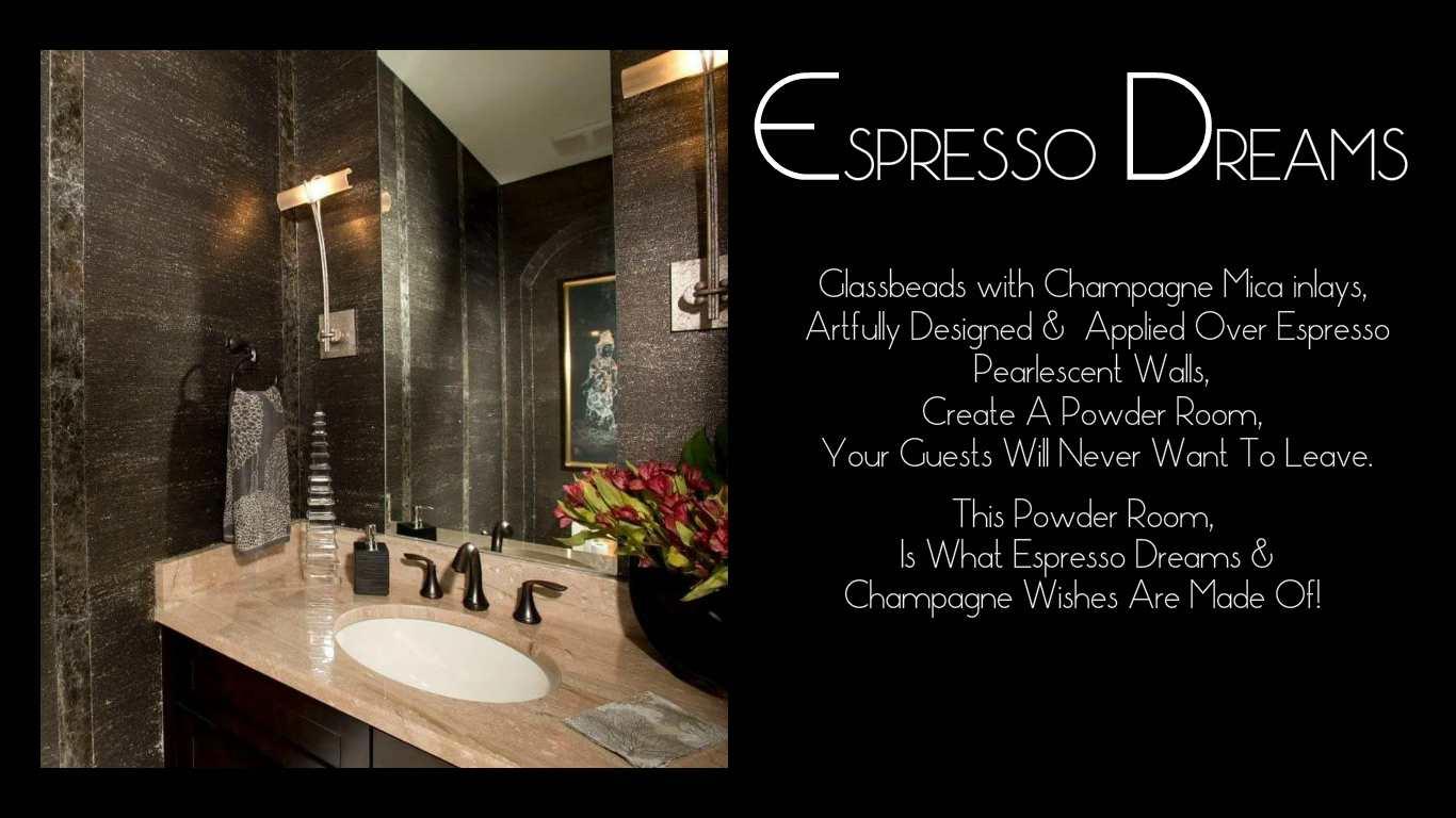 espresso dreams got glam collection