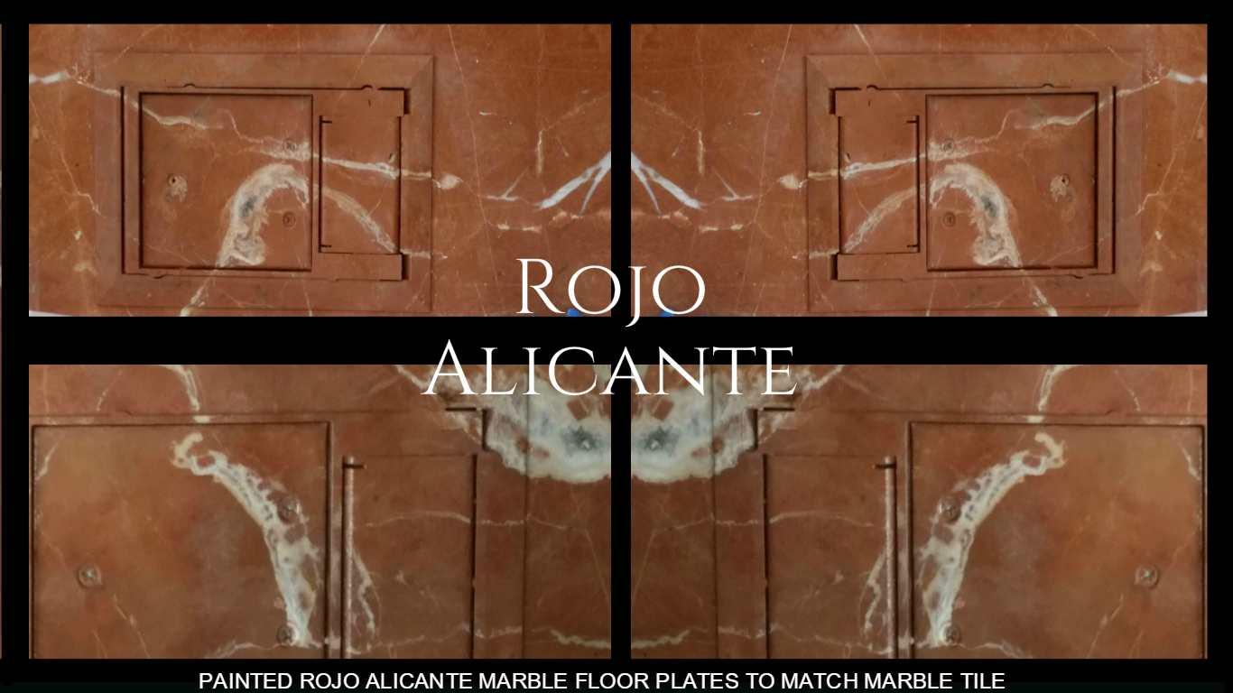 ROJO ALICANTE  YOU LOOK MARBLEOUS COLLECTION