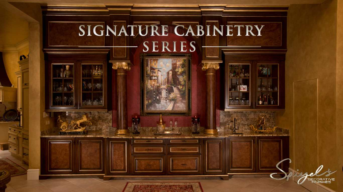 SIGNATURE CABINETRY SERIES