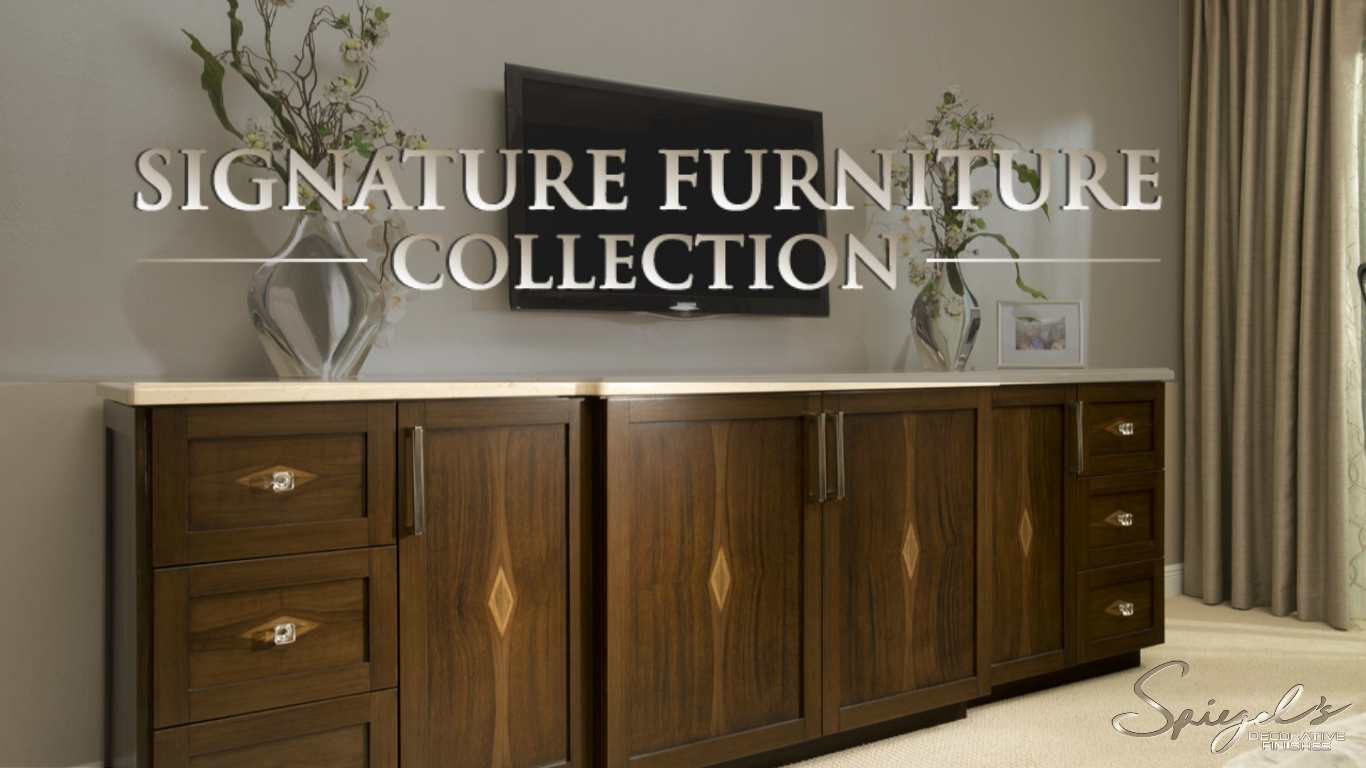 SIGNATURE FURNITURE COLLECTION