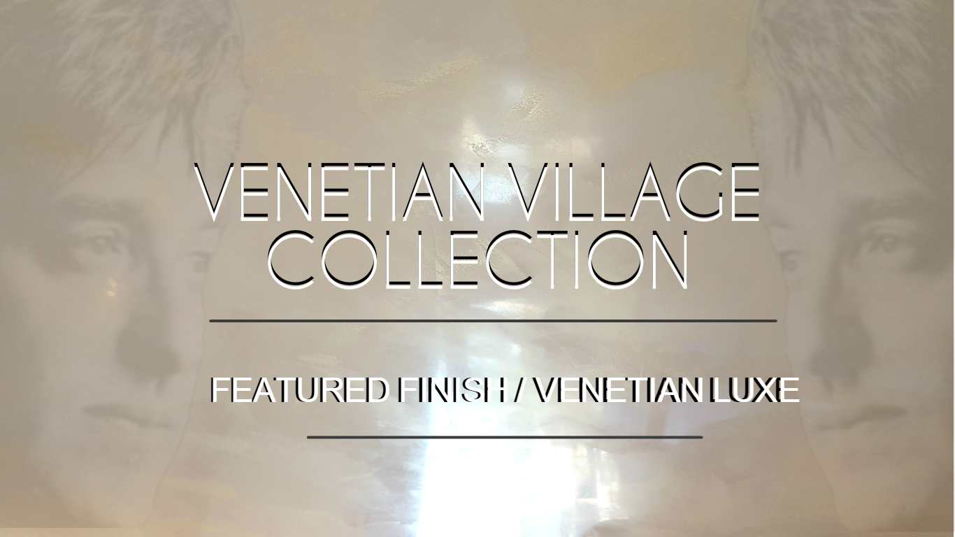 VENETIAN VILLAGE COLLECTION COVER